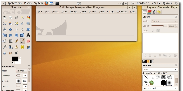 GIMP Top 10 Best FREE Software Programs