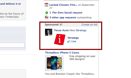 Facebook Sponsored Stories Facebook Advertising Guide: All Ad Types and Specs